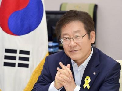 """城南市市长李在明""""反日""""色彩浓厚,日本政府不得不关注。"""