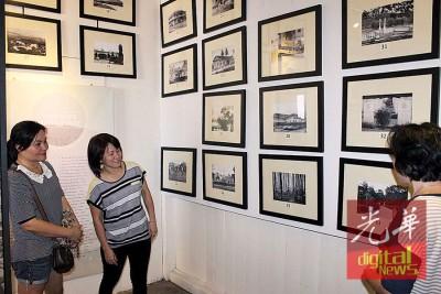 历史走廊展览,免费参观。