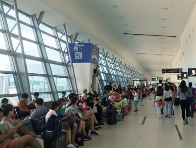 槟州首席部长林冠英透露,槟州国际机场的乘客量,为当年便会跳660万,提前4年上2020年之容量极限。