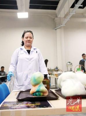 槟州科学馆推广科学新知,总是带来惊喜。