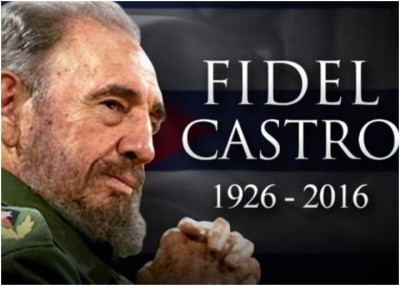 卡斯特罗葬礼将于12月4日举行。