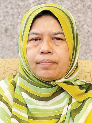 祖莱达周四入禀法庭起诉嘉玛诽谤。
