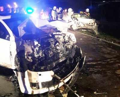 生碰撞后,福士伟根本轿车80东华裔司机因伤害重,倒霉当场毙命。