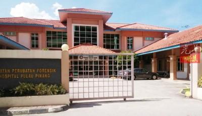 OH SWEE KIM的家属于周五早上从槟城医院太平间领走遗体,迅速送往火葬场火化。
