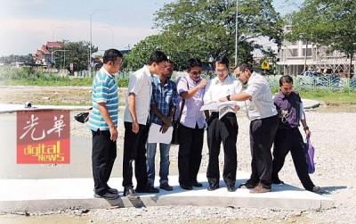 刘子健:华都村居民年杪将可以拥有首个休闲公园。