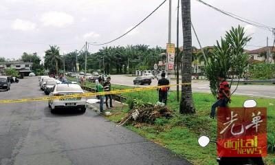 离休教师周二为发现卧毙在家附近沟渠,起来相信失足掉沟送命。