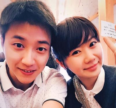 福原爱和江宏杰新婚后,决意放弃全日本锦标赛。
