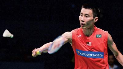 李宗伟放眼第5次夺冠。