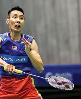 李宗伟被看好可以在今年超级赛总决赛第5度称王。
