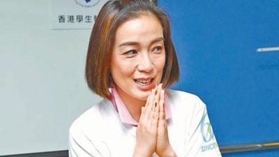 江美仪到活动时回许诺给指不重视拍档及鱼贩是角色设定。