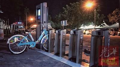 亮眼的Link Bike将是槟城最新的旅游产品。