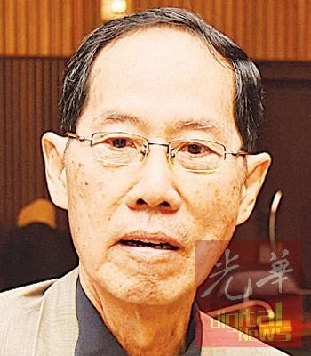 林马惠:将不会放弃人民的公众利益课题,将继续在槟城论坛平台上发声。