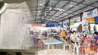 武拉必小贩中心基设在洪翠云上任后获得良好提升,深受小贩们赞赏。村民联署签名要求洪翠云留任。