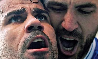 迭戈·科斯塔和法布雷加斯。