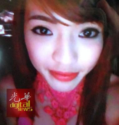 死者李秀萍外形亮丽。