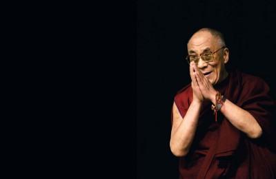 蒙古政府代表,本届政府任期内不再允许达赖喇嘛到访。(法新社照片)