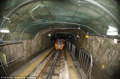 韩国政府目前已发现4条由朝鲜通往韩国的隧道。