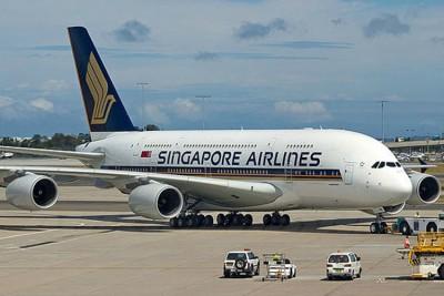 新航一班从东京返新加坡的班机,3浅尝试降落樟宜机场失败后改飞峇淡岛。
