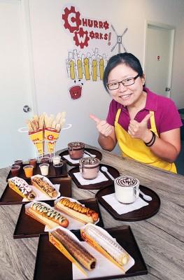 高校时进修工程师课程,如今投身饮食行业,尤碧婷坦言这是其人生中一个大胆的尝试。