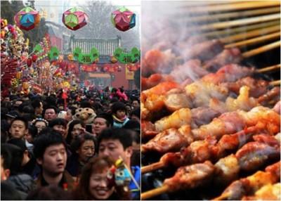 肉串为市民最爱的小食,惟安全问题却令人忧虑。
