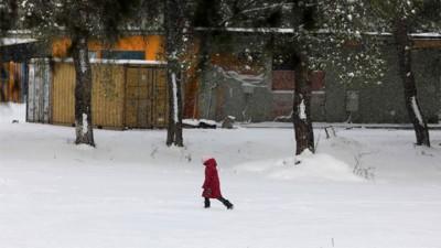 欧洲受严重寒流吹袭,近日已造成60多人死亡。