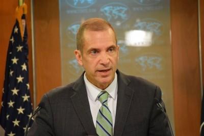 美国国务院副发言人唐纳表示,美国不愿见到武力展示或任何形式的紧张关系升级。