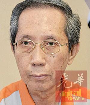 林敦良:槟城医院巡察委员会吁请民众响应网络民调。