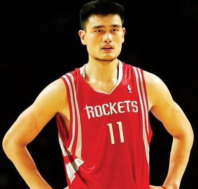 火箭将在年初八为姚明举行球衣退役仪式。