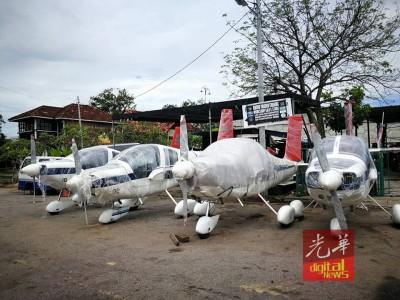 小型飞机以5万令吉出售,您有兴趣吗?