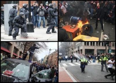 冲突中已有多人被捕。