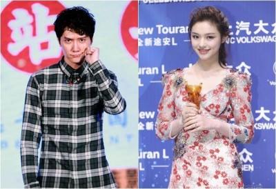 冯绍峰、林允去年爆交往。