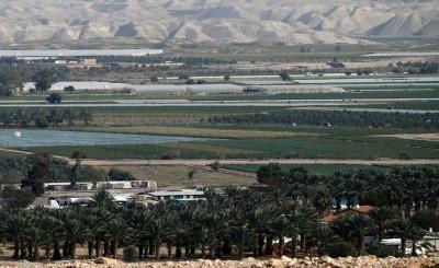 以色列宣布在约旦河西岸的犹太殖民区兴建2500间新屋。(法新社照片)