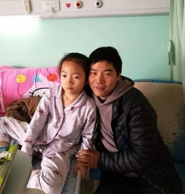 李华年生前与女儿的合照。