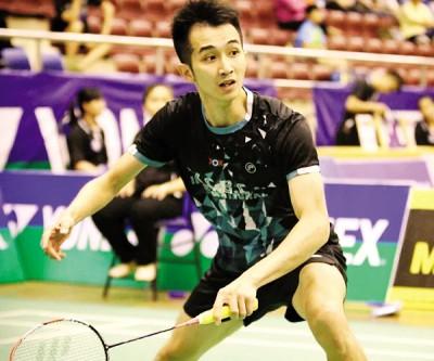 张崴烽连胜印尼选手打进16强。