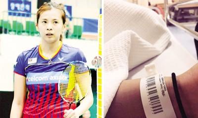 老患复发被迫休战1只月,吴柳萤此刻心坎中满是无奈。
