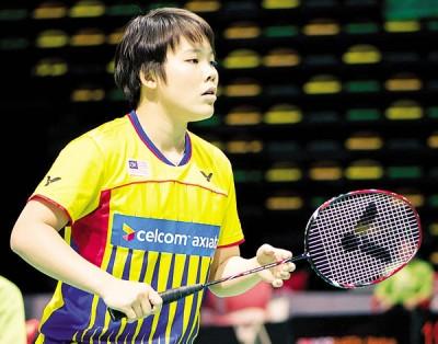 教练希望吴堇溦打进决赛。