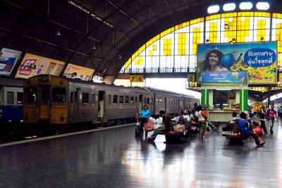 泰国国家铁路局宣布即日于,可由网路购买车票。