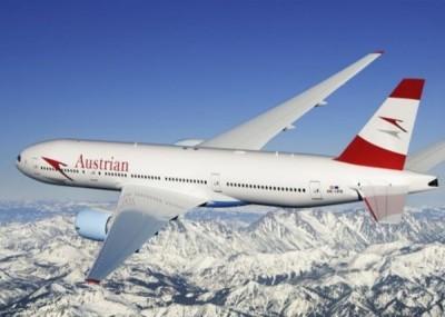 奥地利航空公司被入禀追究餐桌致伤等义务。