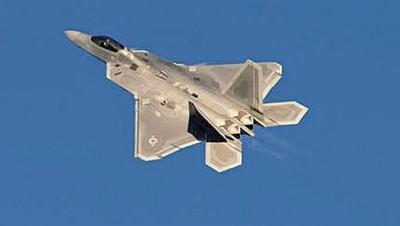 F-22隐形战斗机将参加下月举行的韩美联合军演。