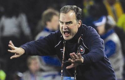 """""""疯子""""贝尔萨以于下赛季开始执教法甲劲旅里尔。"""