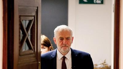 郝尔彬坚持继续引工党,不会离开。(法新社照片)