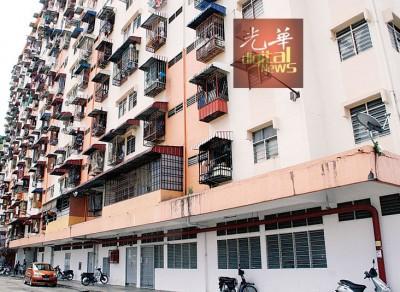 阿依淡新市镇2G公寓出现恋童男,多名女童曾遭骚扰。