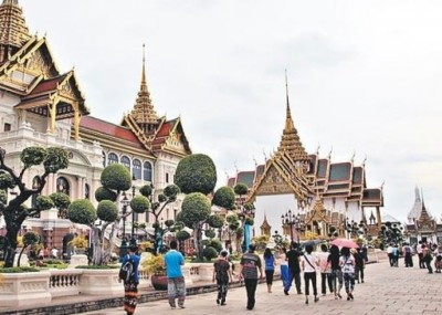 泰国曼谷在亚太区最佳旅游城市中名列第一。