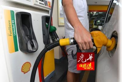 2月份国内燃油价再度上涨。