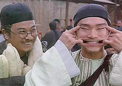 吴孟达、周星驰当即对喜剧黄金拍档,已有15年没有合作。
