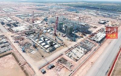柔佛边佳兰炼油和石化工程,一直由国家石油负责。