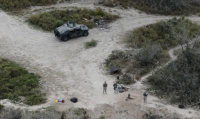 来传美国政府打算动员人民警卫军在国内堵截非法移民。