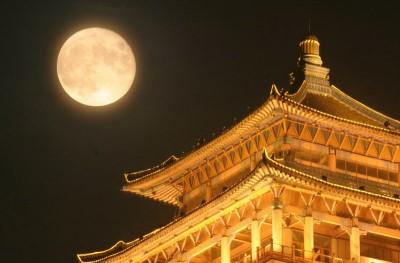 """起今年起,一连三年还会是""""十五之月球十五周""""。"""