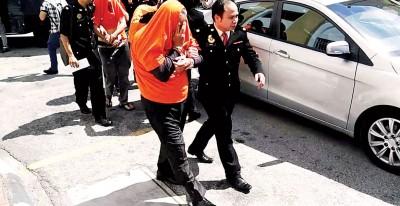 涉及滥发体检报告的10称涉案者在成就录口供程序后获准保释出外。