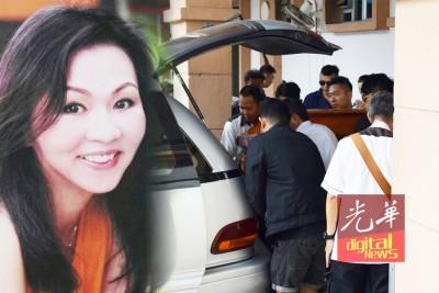 """(槟城22日讯)""""10枪杀女商人""""案的死者李宝爱在生前未有因自身安全受威胁而报案,在遇害前也没有面对性命遭威胁的迹象,遇害真相有待调查。"""